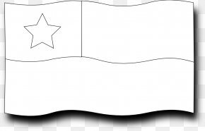 White Flag Picture - Paper White Pattern PNG