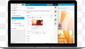 Website Ui Design - Responsive Web Design WordPress Website Builder Theme Blog PNG