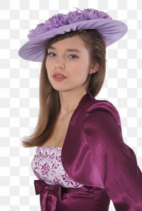 Lady With Hat - Woman With A Hat Woman With A Hat Sun Hat PNG