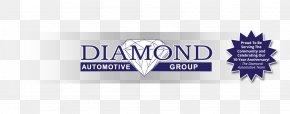 Car - Car Dealership Diamond Automotive Group Logo PNG