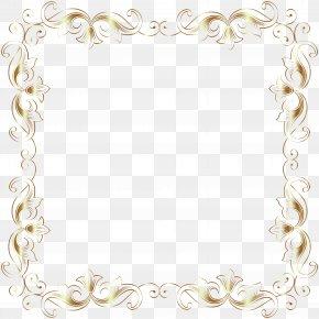 Border Frame Transparent Clip Art - Picture Frame Clip Art PNG