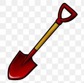 Garden Tool Shovel - Tool Clip Art Shovel Garden Tool PNG