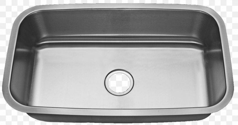Sink Countertop Stainless Steel Brushed Metal Granite, PNG, 3077x1628px, Sink, Bathroom, Bathroom Sink, Bowl, Bowl Sink Download Free