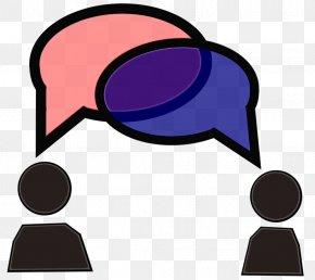 Logo Dialogue - Transparency Phone Conversation Speech Communication PNG