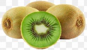 Large Kiwi Frut Clipart - Kiwifruit Clip Art PNG