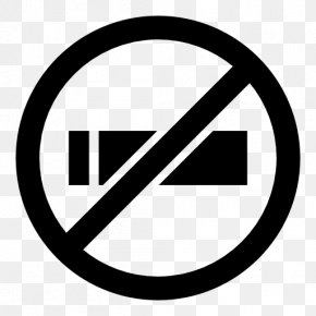 No Smoking - Smoking Ban No Symbol Clip Art PNG