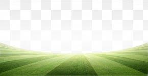 Shade Football Field - Lawn Meadow Green Energy Wallpaper PNG