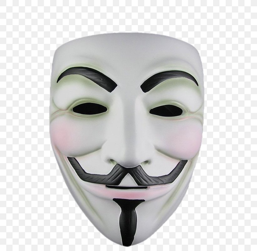V For Vendetta Guy Fawkes Mask Anonymous, PNG, 800x800px, V For Vendetta, Anonymous, Costume Party, Face, Guy Fawkes Download Free