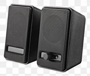 Speaker - Computer Speakers Loudspeaker Powered Speakers USB PNG
