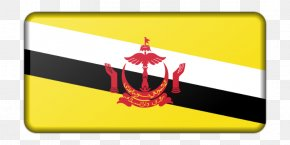Flag Of Brunei - Flag Of Brunei Flags Of The World National Flag PNG