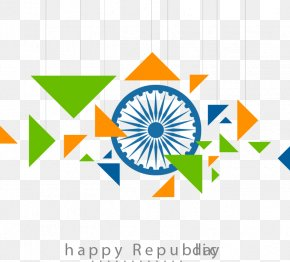 Falun Vector Triangle With India - Indian Independence Day Republic Day Flipkart Sales PNG