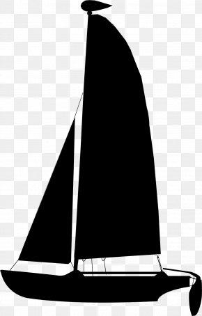 Sailing Yawl Lugger Scow PNG