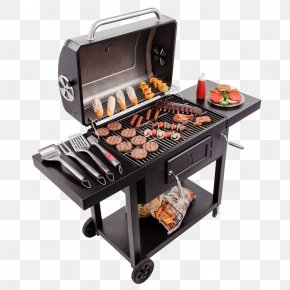 Barbecue - Barbecue Grilling Char-Broil Charcoal Asado PNG