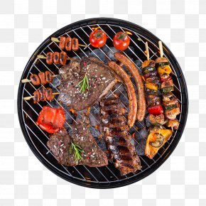 Barbecue - Barbecue Shashlik Grilling Churrasco Meat PNG