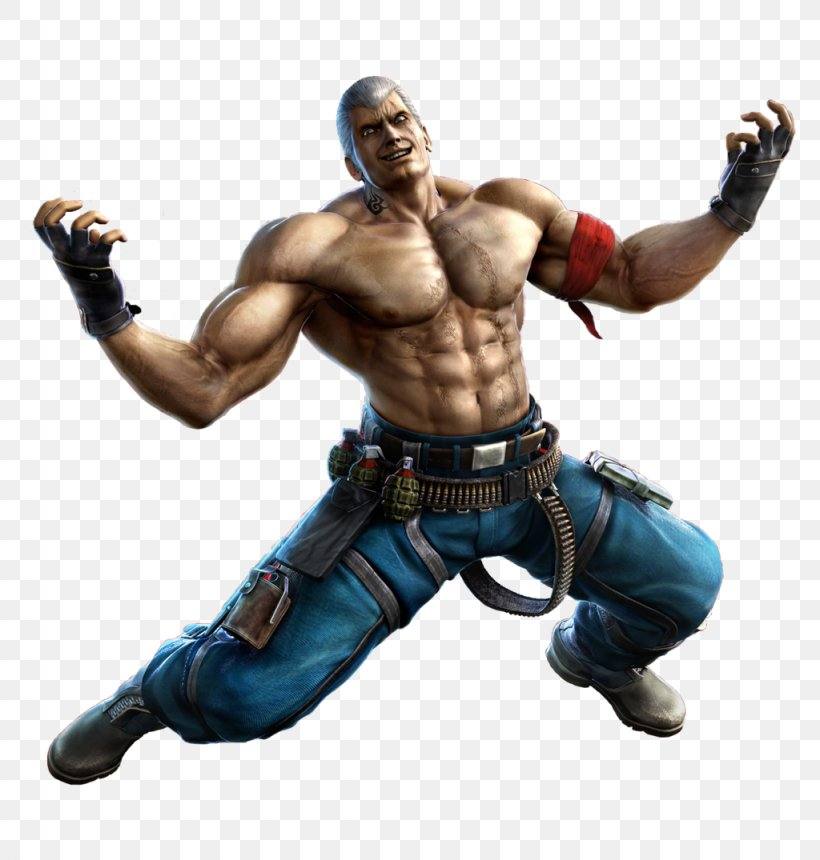 Tekken 7 Bryan Fury Deviantart Character Png 1024x1075px Tekken 7 Action Figure Action Toy Figures Aggression
