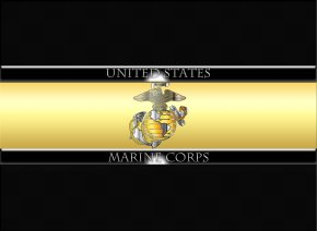 Marine - United States Marine Corps Eagle, Globe, And Anchor Military Desktop Wallpaper PNG