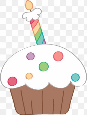 Birthday - Cupcake Birthday Cake Clip Art PNG