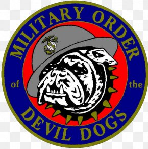 Military - Devil Dog Battle Of Belleau Wood United States Marine Corps Marine Corps League Military PNG