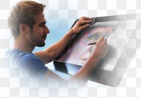 Digital Watercolor - Digital Art Graphic Design PNG