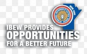Among The Living - International Brotherhood Of Electrical Workers Organization IBEW Legislative Assembly Of Manitoba Logo PNG