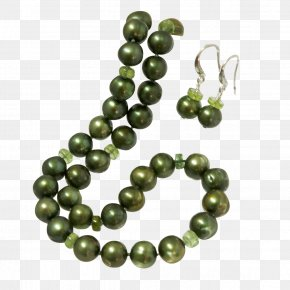 Jewellery - Pearl Earring Bead Jewellery Necklace PNG