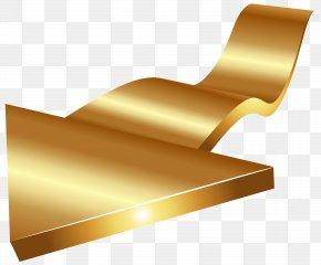 Gold Arrow Transparent Clip Art Image - Gold Arrow Clip Art PNG