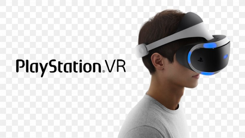 PlayStation VR Virtual Reality Headset Oculus Rift PlayStation 4, PNG, 1024x576px, Playstation Vr, Audio, Audio Equipment, Bicycle Clothing, Bicycle Helmet Download Free