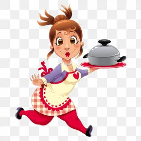 Cooking Cartoon - Slow Cookers Clip Art PNG