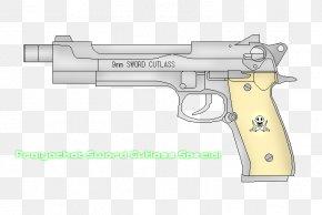Ammunition - Trigger Firearm Ammunition Air Gun Gun Barrel PNG