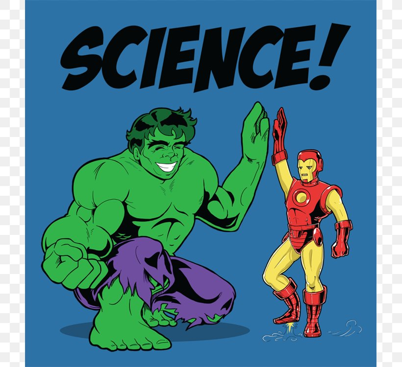 Hulk Iron Man Science Marvel Comics Wallpaper Png