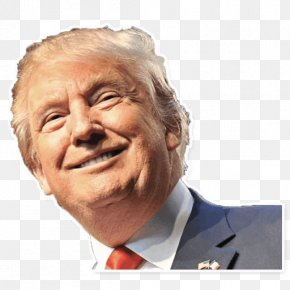 Donald Trump - Presidency Of Donald Trump Sticker Trump Vs. Clinton United States PNG