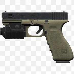 Weapon - Trigger Firearm GLOCK 17 Weapon PNG