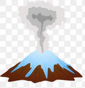 Volcano Eruption - Volcano Shutterstock Euclidean Vector PNG