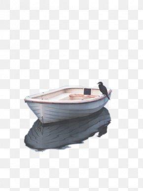 Creative Bath Design - Boat Watercraft Download PNG
