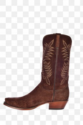 Hippo - Cowboy Boot Footwear Riding Boot Leather PNG