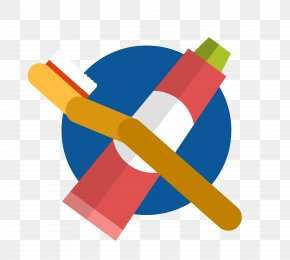 Toothbrush - Euclidean Vector Toothbrush Illustration PNG