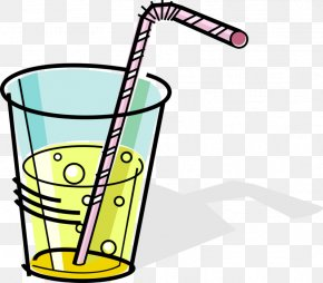 Cup - Fizzy Drinks Drinking Straw Cup Clip Art PNG