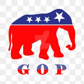 United States - Republican Party United States Elephantidae Political Party US Presidential Election 2016 PNG