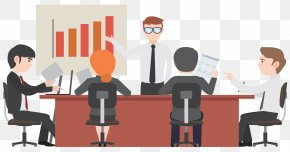 Business - Business Management Meeting Marketing Company PNG