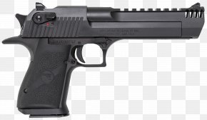 Desert Eagle - IMI Desert Eagle .50 Action Express Magnum Research Kahr Arms Firearm PNG