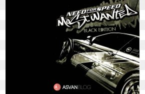 Electronic Arts - Need For Speed: Most Wanted PlayStation 2 Need For Speed: Underground 2 Need For Speed: Carbon Video Games PNG