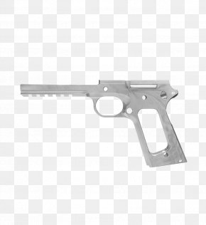 Handgun - Trigger Receiver Firearm Handgun Pistol PNG