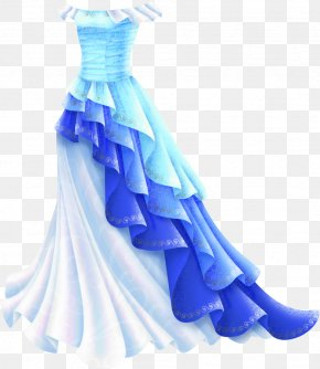 Dress - Dress Ball Gown Drawing Clothing PNG