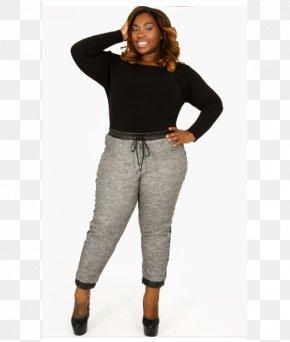 Jeans - Jeans Waist Leggings Sleeve Shoulder PNG