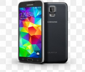 Samsung - Samsung Galaxy S5 16 Gb Android Smartphone PNG