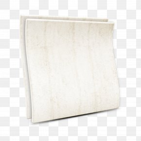 COTTON - Material Beige Rectangle PNG