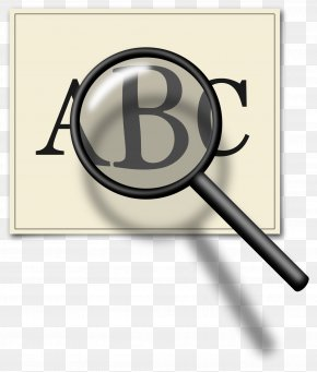 Magnifying Glass - Magnifying Glass Mirror Clip Art PNG