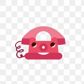 Cartoon Phone - Child Toy Designer PNG