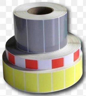 Label Material - Paper Thermal-transfer Printing Label Printer PNG