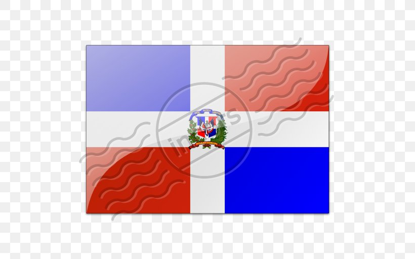 Flag Of The Dominican Republic Coat Of Arms Of The Dominican Republic, PNG, 512x512px, Dominican Republic, Agario, Border, Drawing, Flag Download Free